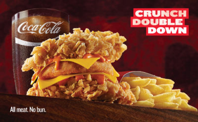Crunch Double Down